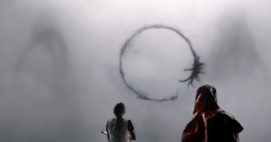 We talk about talking in Arrival