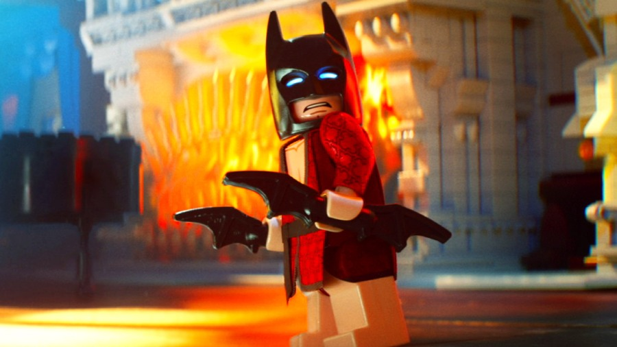 The Lego Batman Movie is a Lego, Batman Movie