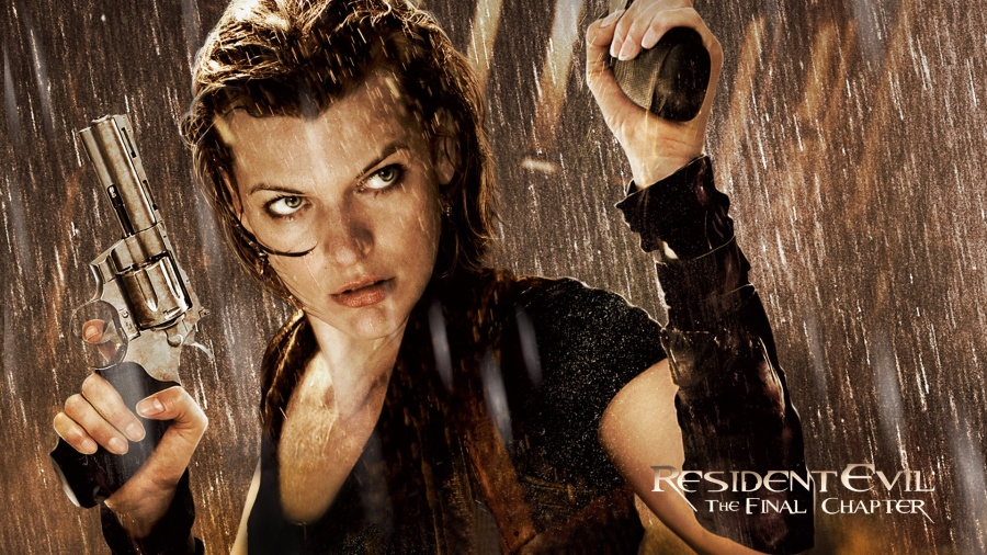 Resident Evil: The Final Chapter is the Final Resident Evil movie I Will Ever Subject Myself To