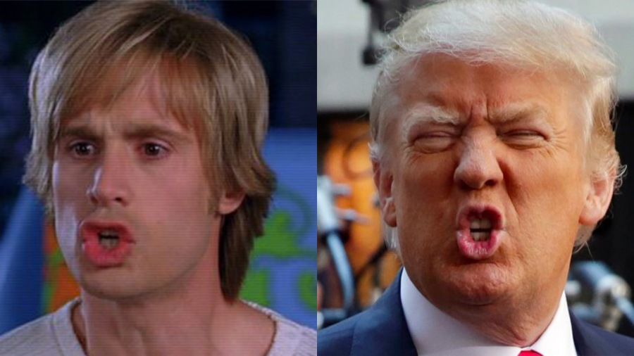 What Donald Trump and Scooby Doo 2: Monsters Unleashed Have in Common