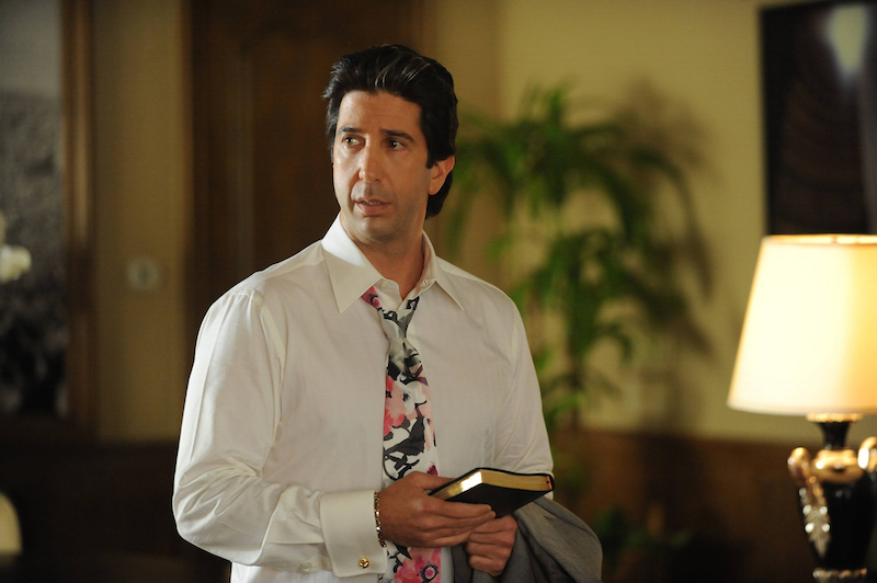 Can Ross Geller play Robert Kardashian?