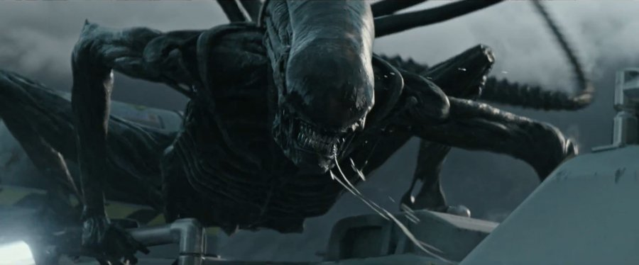 Would You Kiss Your Robot Twin? (Alien: Covenantreview)