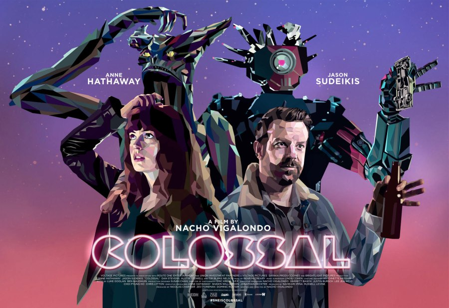 Colossal Mixes Human Drama with the Colossally Weird to Great Effect