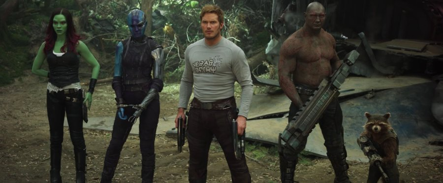 Action, Visuals, and Character Growth in Guardians of the Galaxy Vol.2