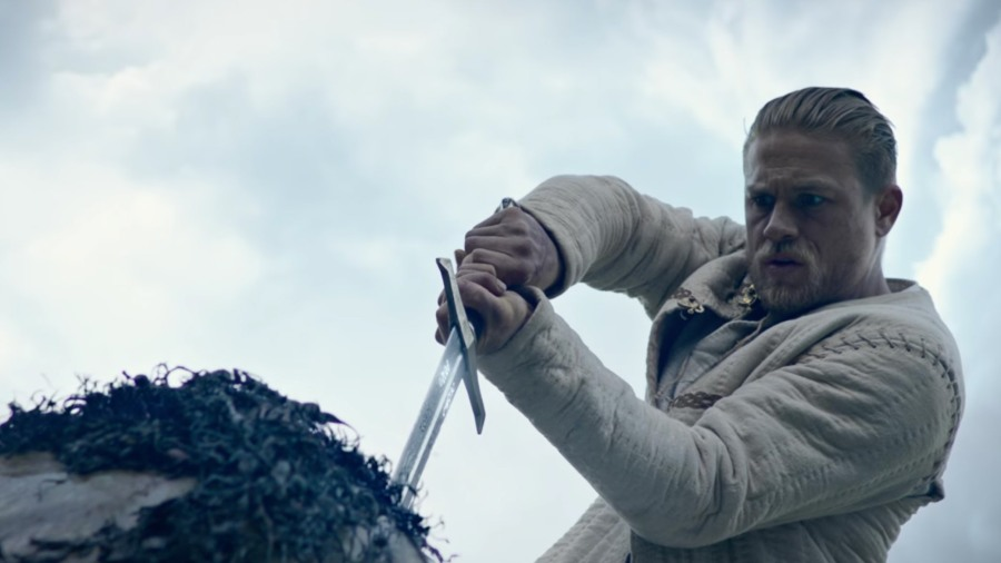 King Arthur: Legend of the Bored