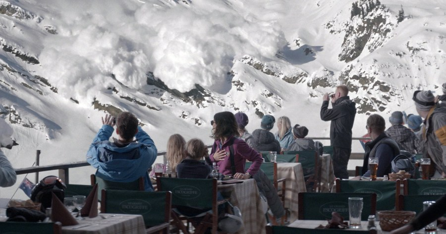 Nineteenth-Century Modernism within Ruben Östlund's Force Majeure