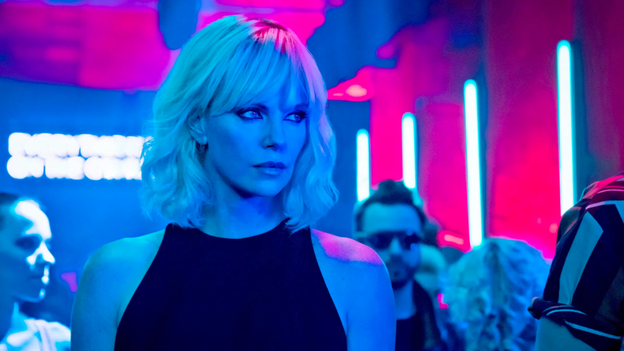 Atomic Blonde is Very Cool