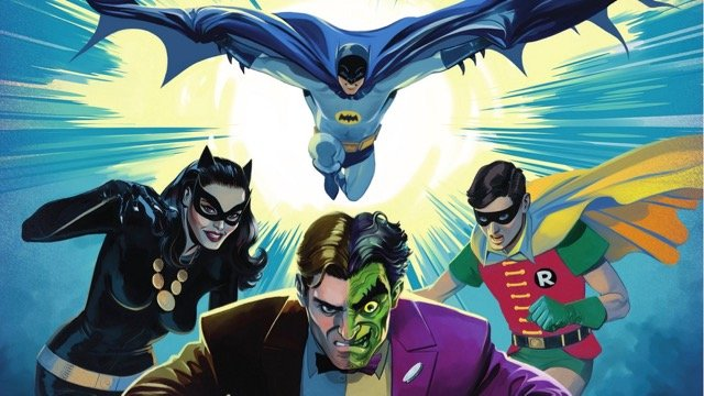 Batman vs. Two-Face: Can We Overcome Literal Evil?
