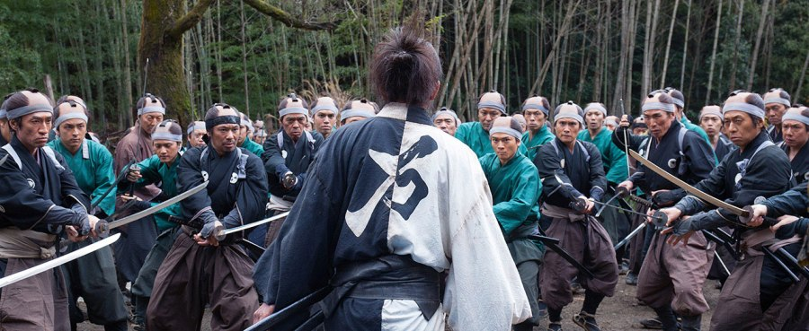 Blade of the Immortal is Takashi Miike's 100th Film