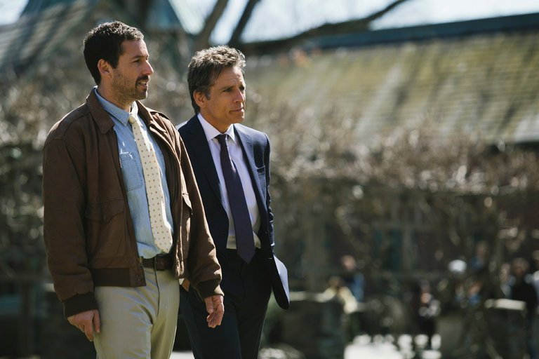 The Meyerowitz Stories is a bunch of tiny moments