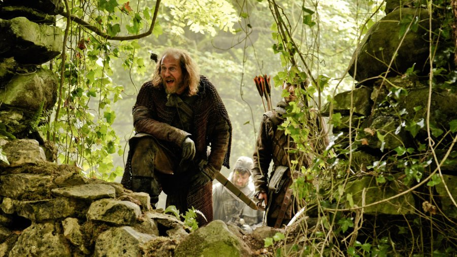 Thoros of Myr  (Ramblings on Adaptation)