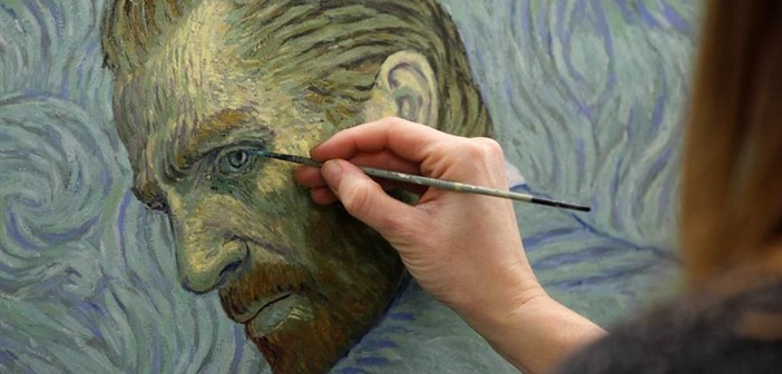 Painting a Passion: Loving Vincent