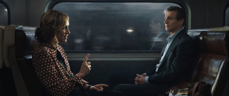 The Commuter; It's No Borat, but's it's Very Nice!