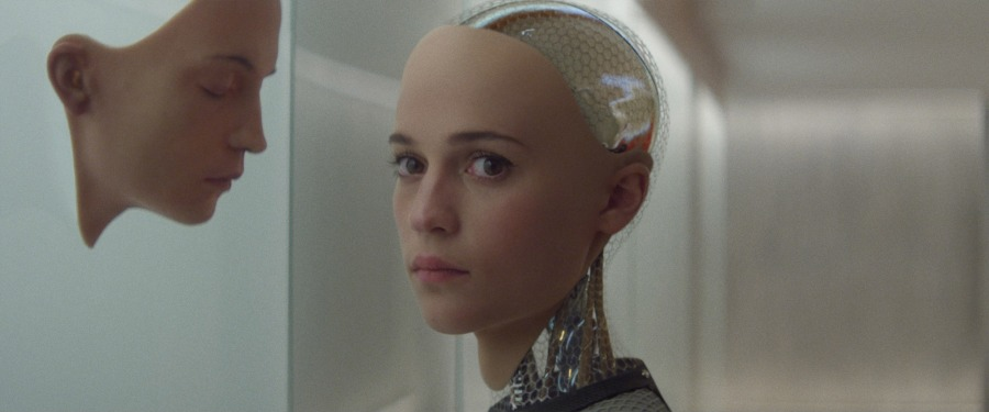 Ex Machina, Annihilation, and Mary's Room