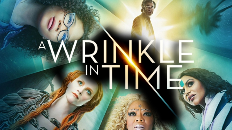 A Wrinkle in Time sure is a Big Pile of Messy Laundry