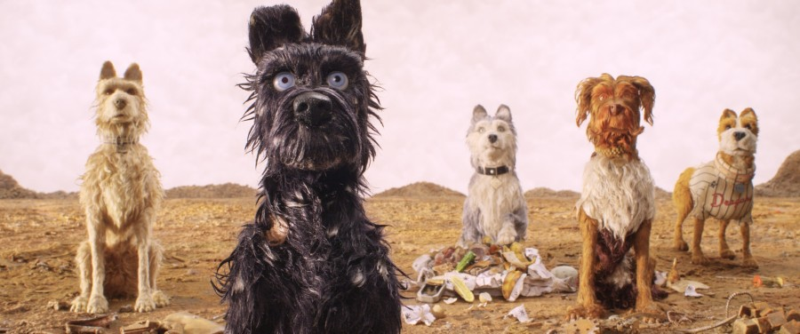 Isle of Dogs is Usually a Good Boy but Occasionally Pisses on theCarpet