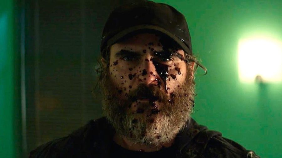 Dueling Reviews: You Were Never Really Here Hits Hard (Like a Hammer Might)