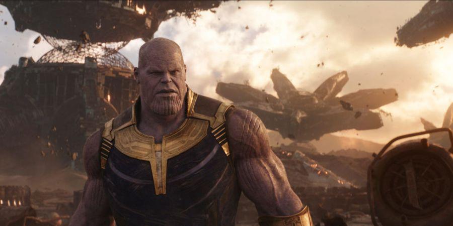 Infinity War Encompasses the EntireMCU