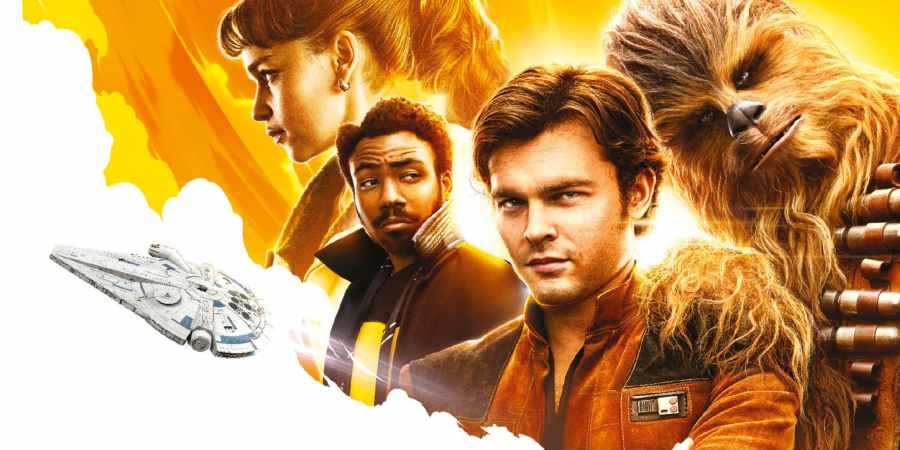 """Solo"" Tells Us how Han Gets His Last Name and a Bunch of Other $h!t No One Cares About"
