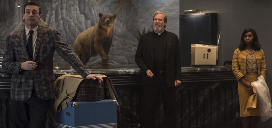 Bad Times at the El Royale is a Decently Good Time
