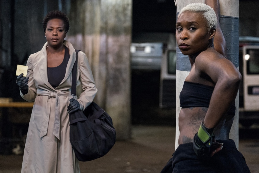 Widows is a Taut Thriller with a Heart of Cold