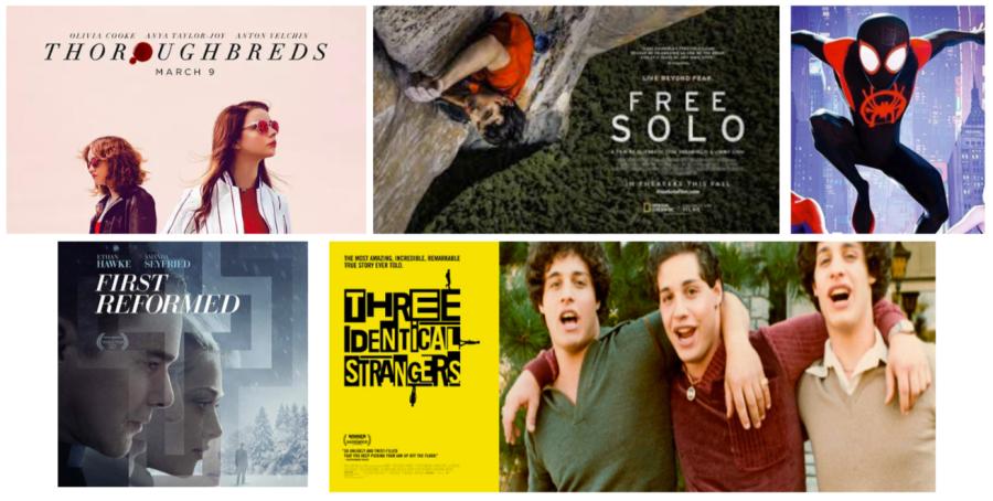 Brian's Picks: Best Films of2018