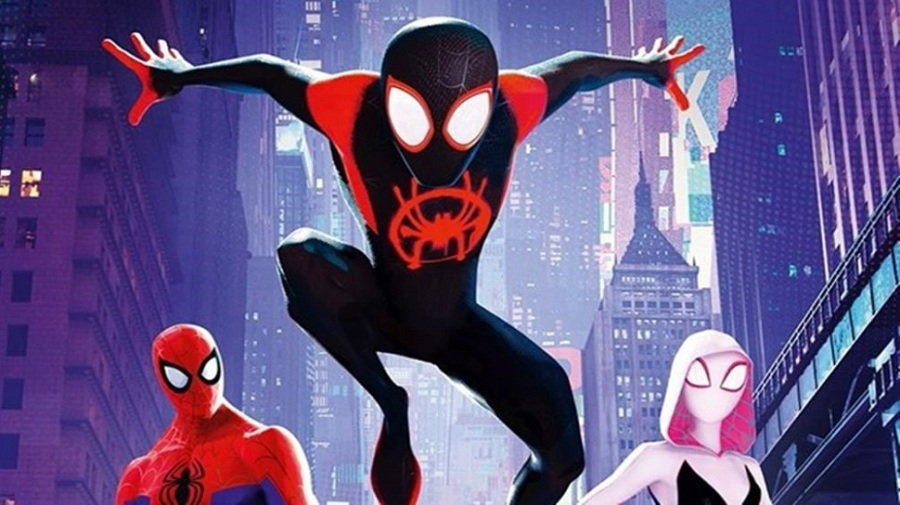 Spider-Man: Into the Spider-Verse goes where no superhero film has gone before