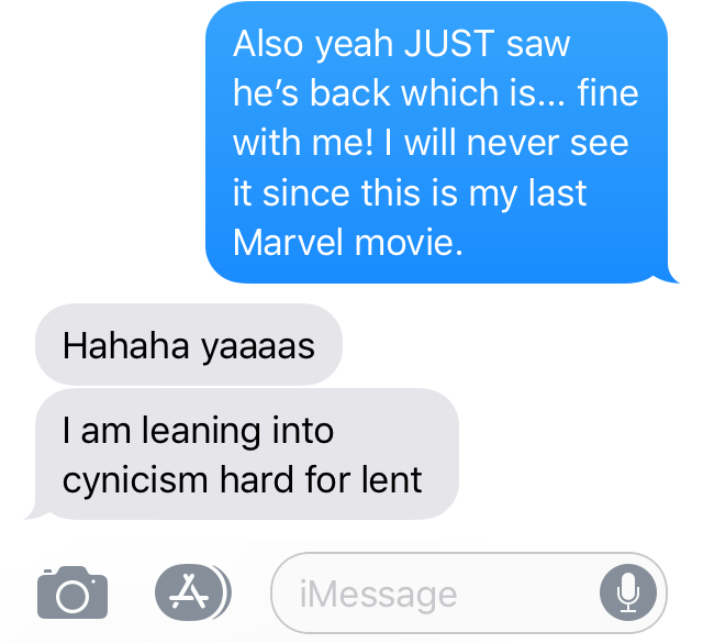 Discussing Endgame 2