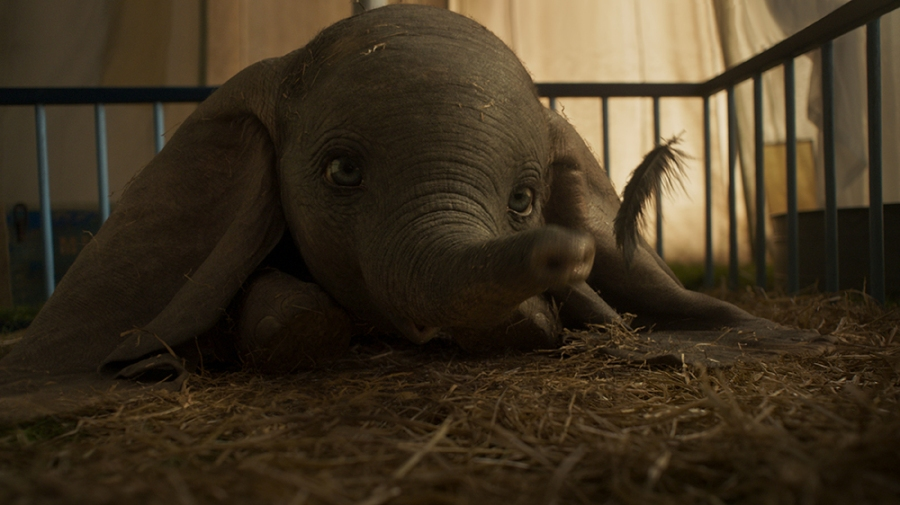 The Live Action Dumbo Has Too Many Humans