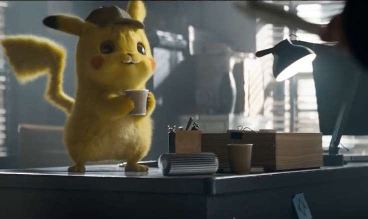 Detective Pikachu Features So Many Pokemon (Woo Hoo!)