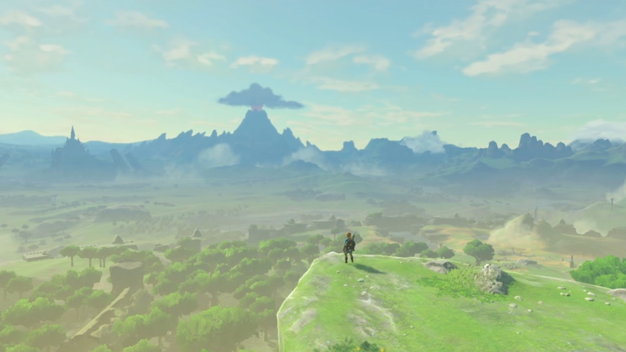 Breath of the Wild Creates Freedom Through Limitation