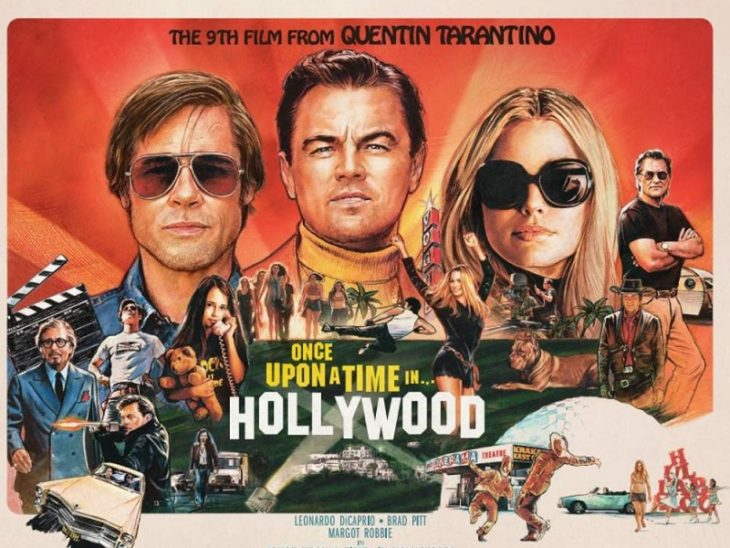 """Once Upon a Time In Hollywood"" review"