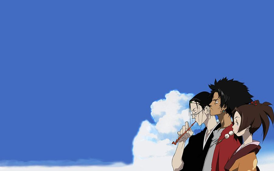 Samurai Champloo is all about Traveling Together