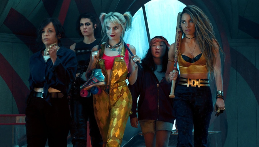 """Birds of Prey"" Review: Girl Power and an Awesome Bit of the Ol' Ultra-violence"